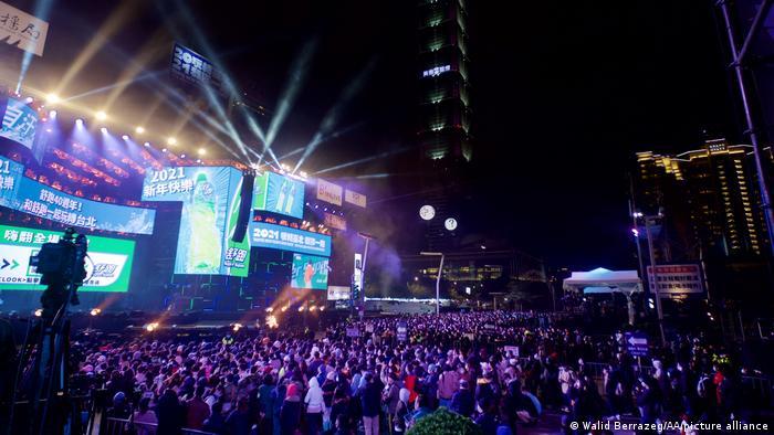 Taiwan | Silvester 2020