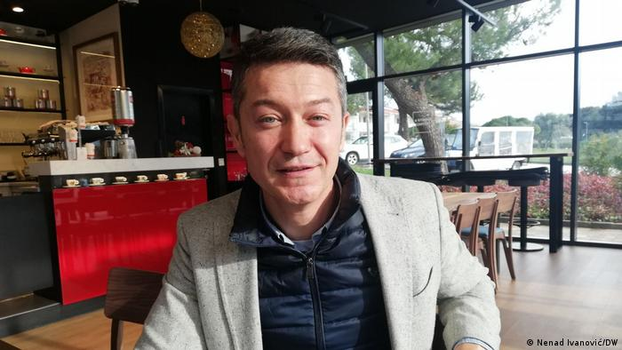 Alex Živković, direktor Kampa Kažela