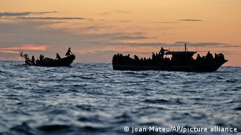De nombreux migrants perdent la vie lors de la traversée de la Méditerranée