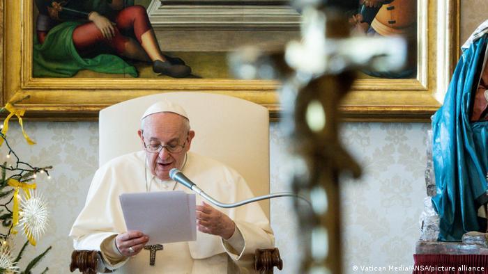 Italien | Vatikan | Papst Franziskus