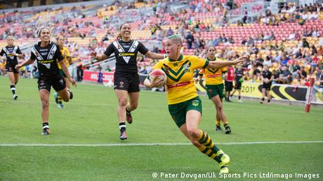 Women's Rugby World Cup 2017 Finale   Australien v Neuseeland