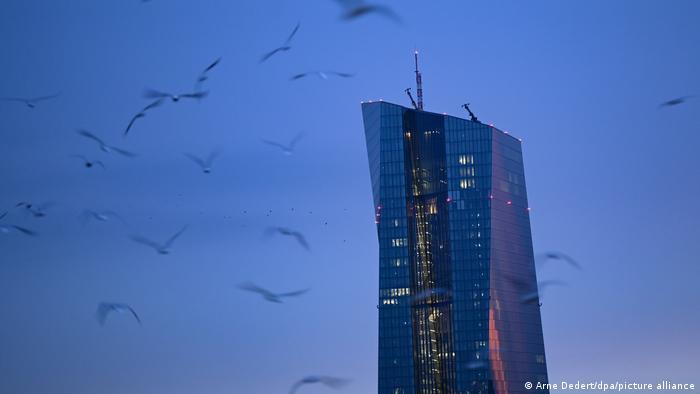 Frankfurt Skyline EZB