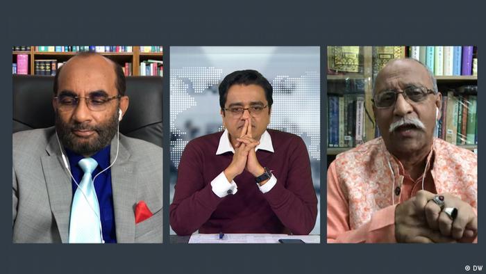 DW Talkshow Khaled Muhiuddin Asks | Folge 45