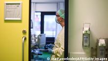 Deutschland | Intensivstation des Universitätsklinikums Aachen