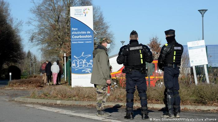 Frankreich | Courbouton | Silvesterparty trotz Ausgangssperre