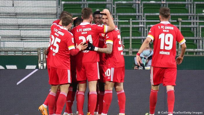 Fußball Bundesliga SV Werder Bremen vs Union Berlin Tor