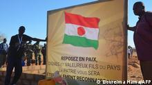 Niger Symbolbild Fahne | Gedenken