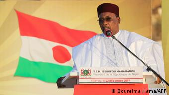 Le président Mahamadou Issoufou va transmettre le pouvoir après deux mandats