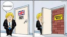 Karikatur von Vladdo | Spanisch | Daño nuevo