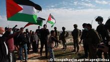 Israel | Serie gewaltsamer Proteste nach Unfalltod von 16-jährigem Siedler