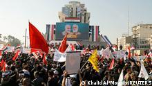Irak Baghdad Proteste USA