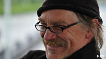 Norbert Bauer, Künstler (Foto: DW/Per Henriksen)