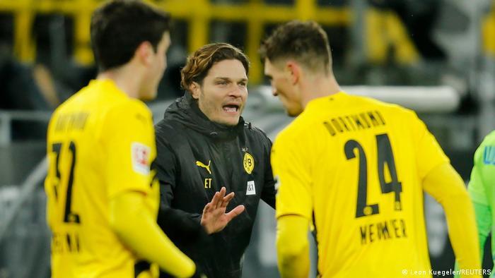 Bundesliga - Borussia Dortmund v VfL Wolfsburg