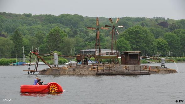 Schrille Insel: Projekt zur Rettung der natürlichen Ressourcen von Ilya Kabakov (Foto: DW/Per Henriksen)