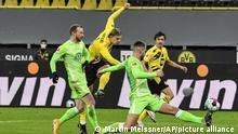 Bundesliga BVB Dortmund vs VfL Wolfsburg