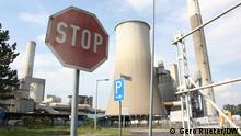 Deutschland |Braunkohlekraftwerk Frimmersdorf