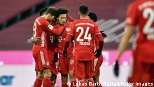Fußball Bundesliga Bayern München - Mainz 05