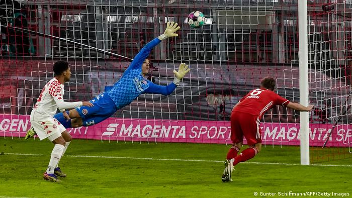 Joshua Kimmich's diving header turned the tide for Bayern