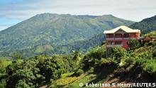 BdT I Vulkan La Soufriere in Guadeloupe I Karibik