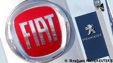 Symbolbild Fiat Chrysler und Peugeot