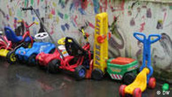 Children's toys and scooters