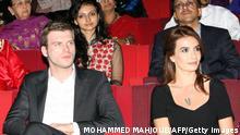Türkei Istanbul Schauspieler Kivanc Tatlitug
