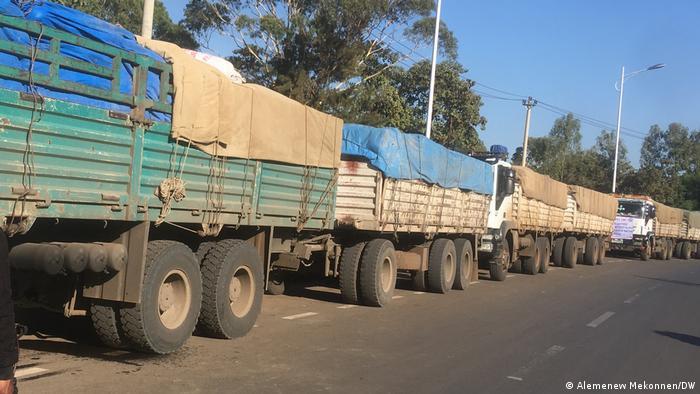 Äthiopien Bahardar   Katastrophenprävention