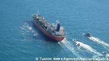 Persischer Golf | Südkoreanisches Schiff beschlagnahmt | Hankuk Chemi