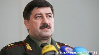 Бывший глава КГБ Беларуси Вадим Зайцев, 2011 год