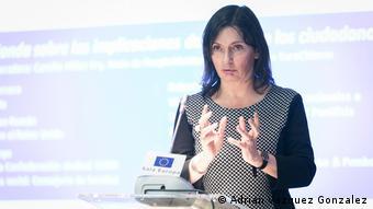 Camilla Hillier-Fry | Vize-Präsidentin Eurocitizens Gruppe