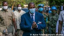 Zentralafrika I Wiederwahl von Präsident Faustin Archange Touadéra
