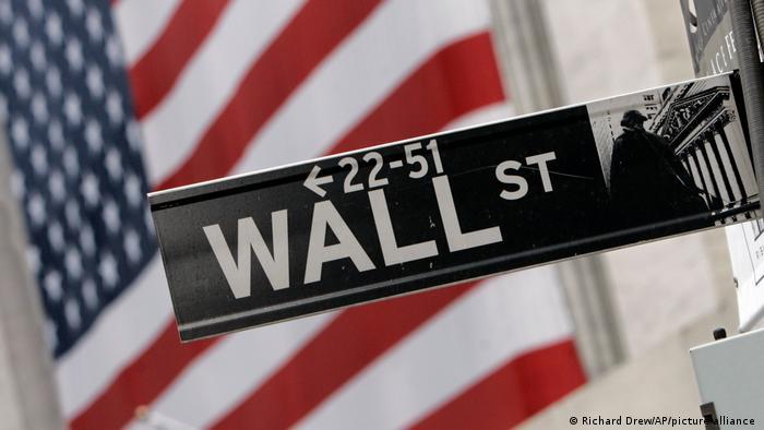 USA I Finanzmarkt I Wall Street