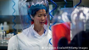 Virolog Shi Zhengli