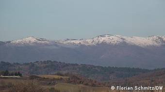 Δύσβατα ορεινά μονοπάτια στα ελληνοαλβανικά σύνορα