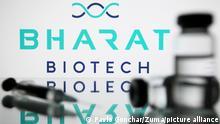 Bharat Biotech Firmenlogo | Coronavirus | Unternehmen aus Indien