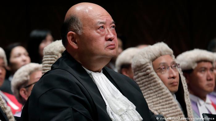 Honkong Geoffrey Ma