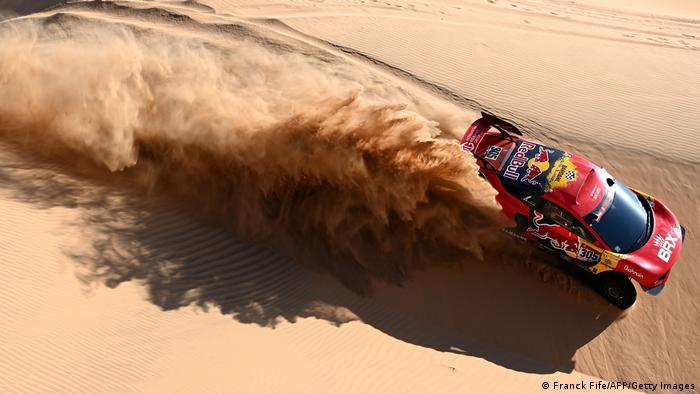 Saudi-Arabien | Rallye Dakar 2021 - Sebastien Loeb und Co-Fahrer Daniel Elena