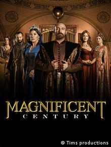 Filmplakat Magnificent Century