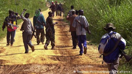 Des groupes armés se combattent dans la province instable de l'Ituri (Est-RDC)