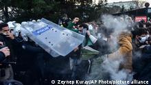 Türkei Istanbul | Studentenproteste | Bogazici Universität