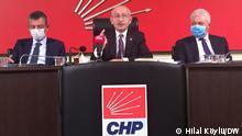 Türkei | CHP Vorsitzender | Kemal Kilicdaroglu