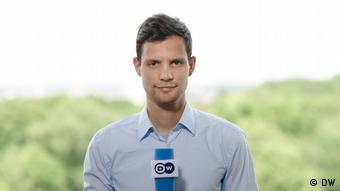 Alman gazeteci Pascal Jochem