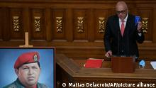 Venezuela I Nationale Versammlung I Jorge Rodriguez
