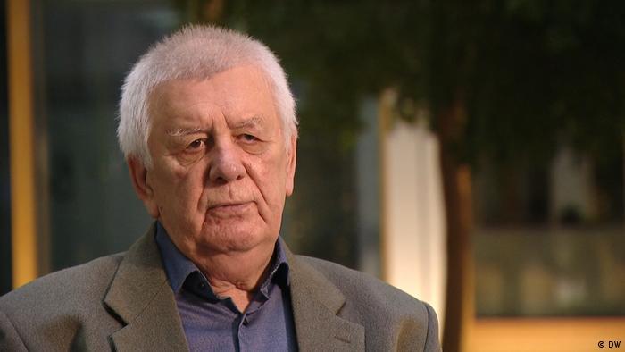 Олег Алкаев в интервью DW, 5 января 2021 года