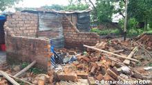 Mosambik I Sturmschäden durch Chalane in Manica