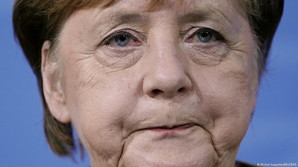 Meinung: Wenn Angela Merkel wegen Corona die Fassung verliert | Kommentare  | DW | 26.01.2021