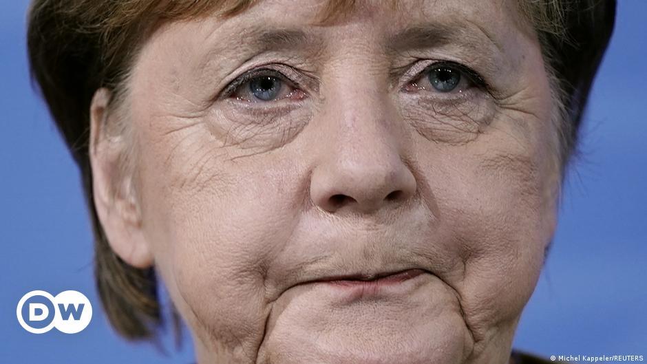 Merkel cover image