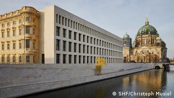 Deutschland Berlin, Humboldt Forum außen