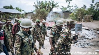 Symbolbild   DR Kongo   Anschlag der Alliierte Demokratische Kräfte Kongo