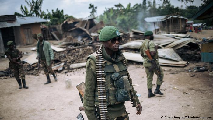 Depuis fin novembre, leurs attaques se déplacent de l'extrême Nord vers la partie Sud-Est dans le secteur de Rwenzori.